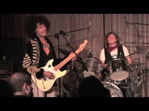 Jimi Hendrix Special - Bleeding Heart -  Asep Stone Expirinace