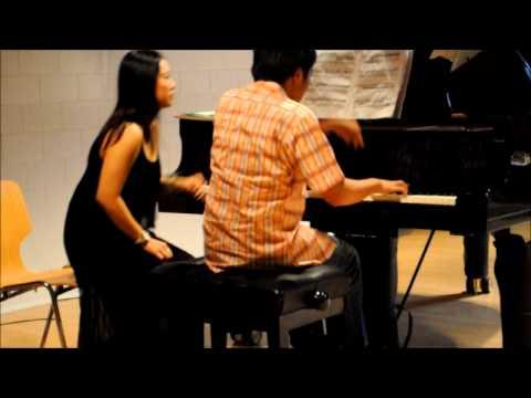 Mylles Mondragon playing Etued III_La Campanella by Franz Listz