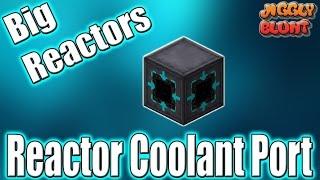 Reactor Coolant Port (Big Reactors) | Minecraft Mod Tutorial