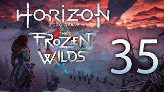 Horizon Zero Dawn: The Frozen Wilds DLC pt35 - Bandit Camp Conclusion