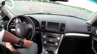 2008 Legacy 2.5 GT Spec B Autocrossing SCCA