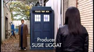When Donna Met Martha - Doctor Who Scene