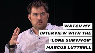 Exclusive Interview - 'Lone Survivor' Navy Seal Marcus Luttrell w/ Ed Young