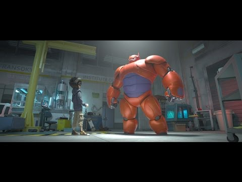 First trailer and poster for Disney's Big Hero 6
