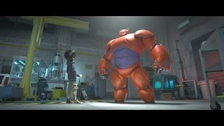 BIG HERO 6 | UK Teaser Trailer | Offizielle Disney UK