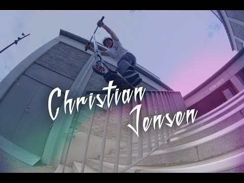 Christian Jensen Welcome to AO Scooters Flow