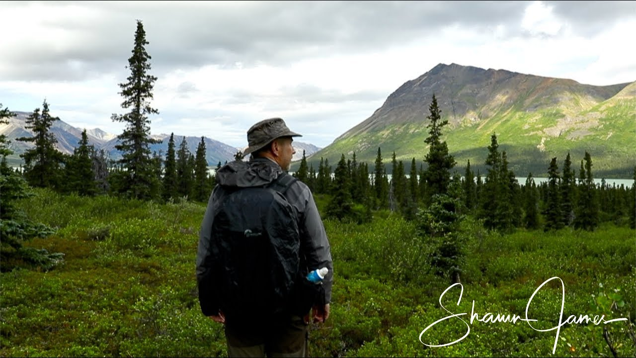 Shawn James Camping Gear for Alaska | My Light Hiking and Camping Gear My Self Reliance
