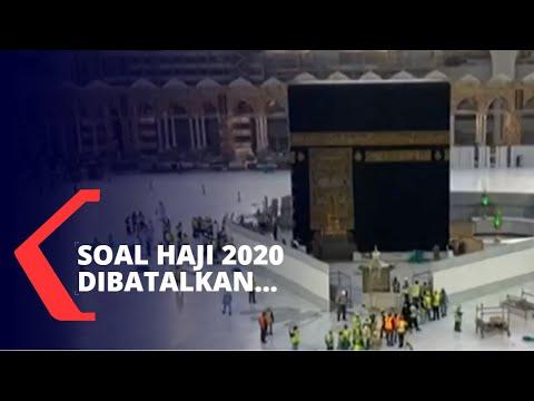 Batal Berangkat, 7.055 Calon Haji Lampung Kuota 2021.