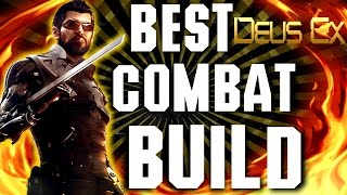 This is potentially the most fun weve had playing Deus Ex Mankind Divided It was nice to take a break from Stealth and try something new This build uses