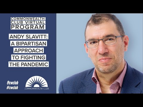 Andy Slavitt: A Bipartisan Approach To Fighting The Pandemic