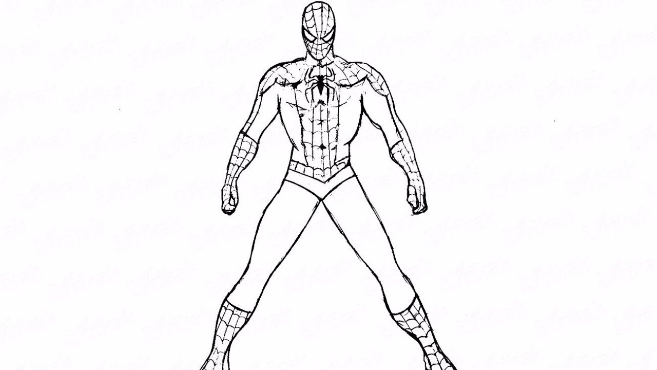 Как нарисовать человека карандашом инструкция