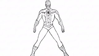 Как нарисовать карандашом человека паука: инструкция от EvriKak(Предлагаем нашу пошаговую инструкцию как рисовать spider man из фильма. Фото-инструкция с описанием процесса:..., 2015-11-21T15:04:29.000Z)