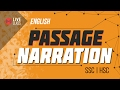 English - Passage Narration [SSC | HSC | Admission]