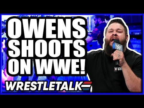 WWE Champion Injury UPDATE! Kevin Owens SHOOTS On WWE!   WrestleTalk News July 2019