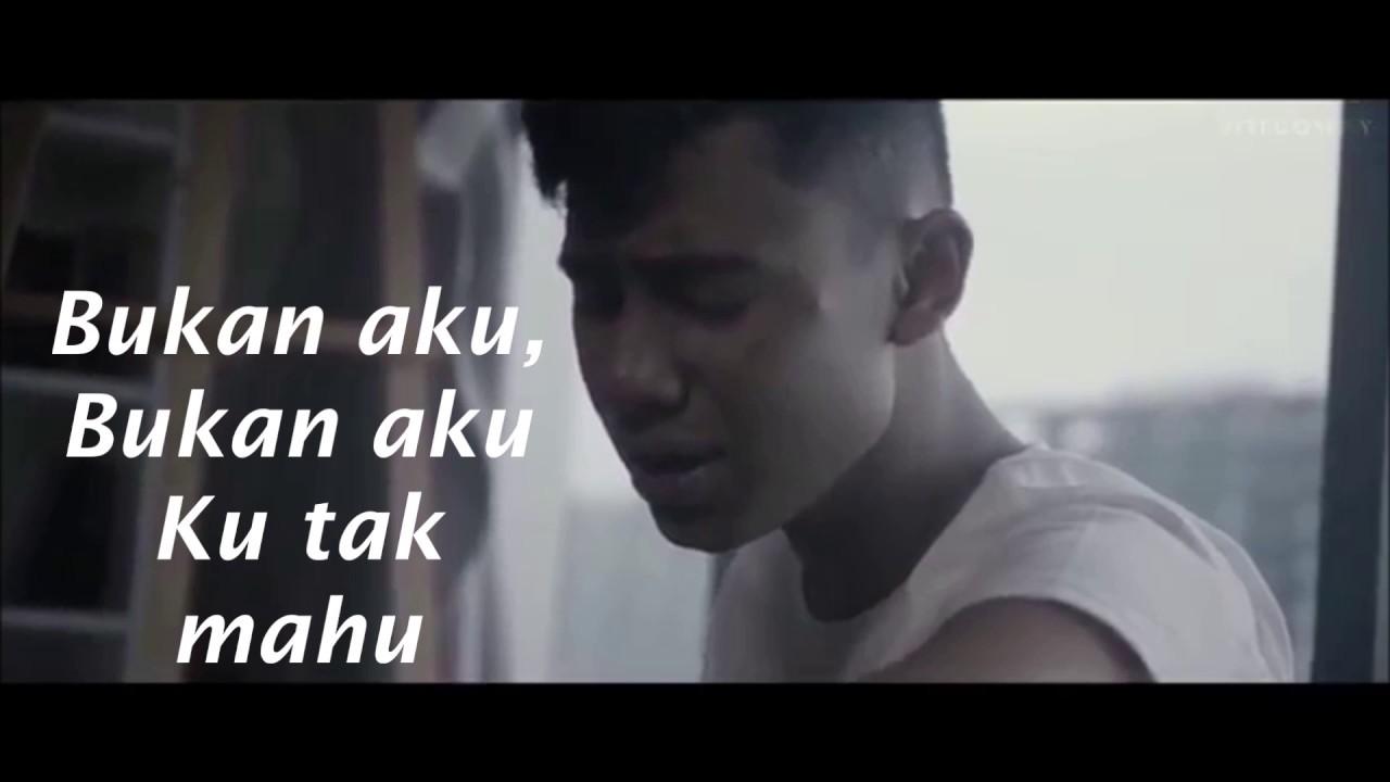 Adzrin - Bukan Yang Terbaik [LIRIK LAGU] - YouTube