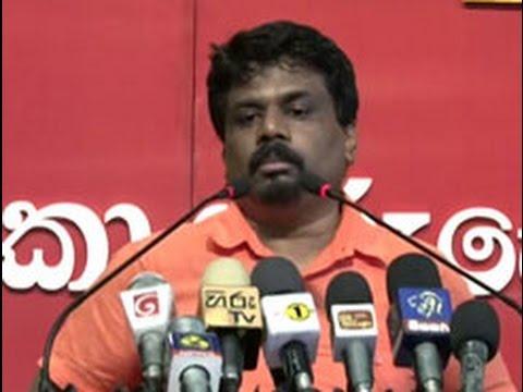 Anura Kumara takes aim at Sajith Premadasa over leaked video