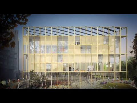 VUB and ULB build a new Learning and Innovation Center together