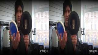 mmag.ru: Kaotica Eyeball акустическая насадка на микрофон - видео обзор 3d