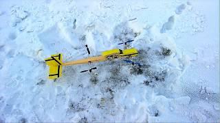 самолет вертикального взлета посадки