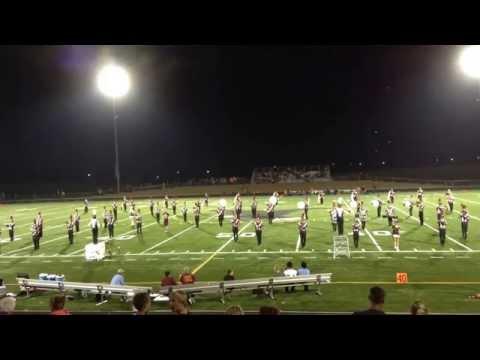 Pella Christian High School Marching Band - 2014