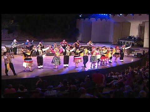 Danzas del Peru- Inca The Peruvian Ensemble & RaicesPeruanas-Inca's 30th anniversary concert