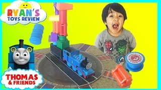 vuclip Thomas And Friends Tipsy Topsy Turvy Board Game for kids