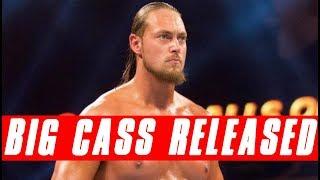 Big Cass RELEASED  by WWE - BREAKING NEWS