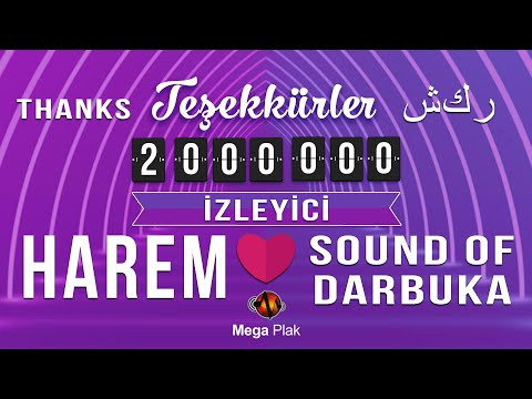 HAREM -  SOUND OF DARBUKA - OFFICIAL AUDIO