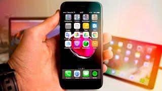 Что установлено на моем iPhone 7