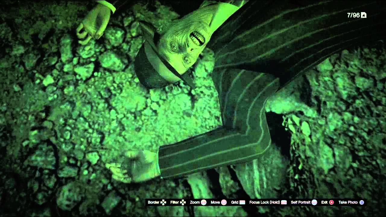 Gta 5 Abandoned Mine And Dead Body Part Of Murder Mystery Youtube