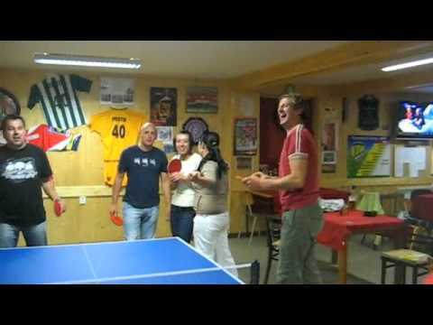 group ping pong