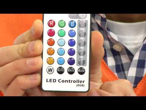 lunartec-led-lichtleiste-mit-bewegungsmelder,-warmweiß,-4er-set
