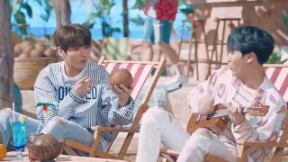 BTS in BBQ Commercial