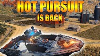 CoD Blackout // Hot Pursuit is back! // twitter - @ Savage_2C