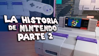La Era del Super Nintendo (La Traición a Sony) I La Historia en 1 Video