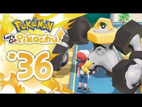 COME OTTENERE MELTAN E MELMETAL! - Pokemon Let's Go Pikachu ITA - Episodio 36