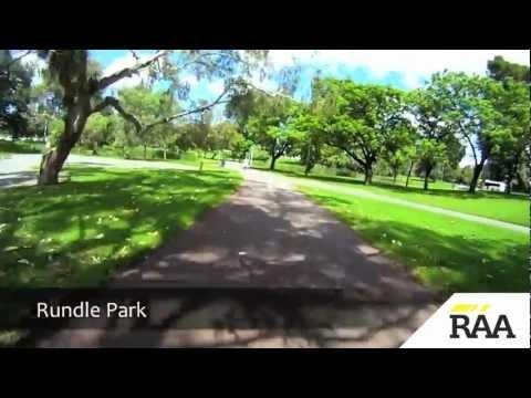 Adelaide Park Lands Trail
