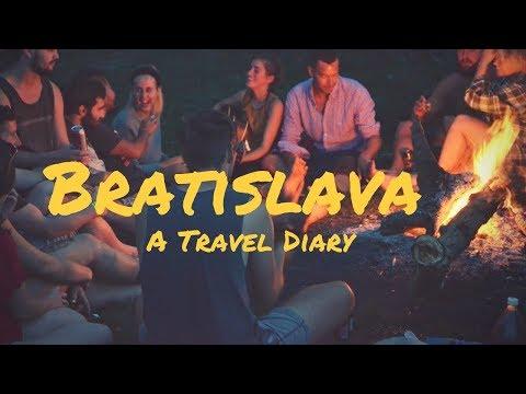 Bratislava // SLOVAKIA / 2017- A Travel Diary