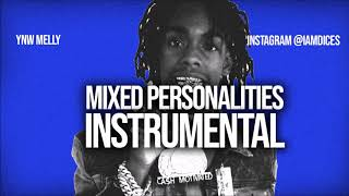 """YNW Melly """"Mixed Personalities"""" ft. Kanye West Prod. by Dices *FREE DL*"""
