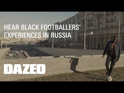 Black Patriots - Black Footballers In Russia