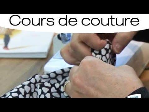 Couture : Monter d'une manche froncée