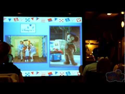 Duffy avant premiere Paris Dreampass 2 november 2011 Pinocchio CafeMickey.mkv