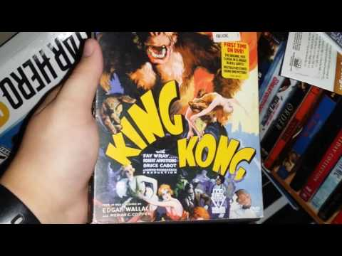 My King Kong 2005 Toy Collection