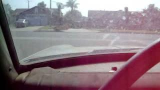 Driving My 1964 dodge dart around the block