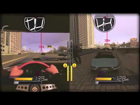 Driver: San Francisco - Split Screen Co-Op Quicklook