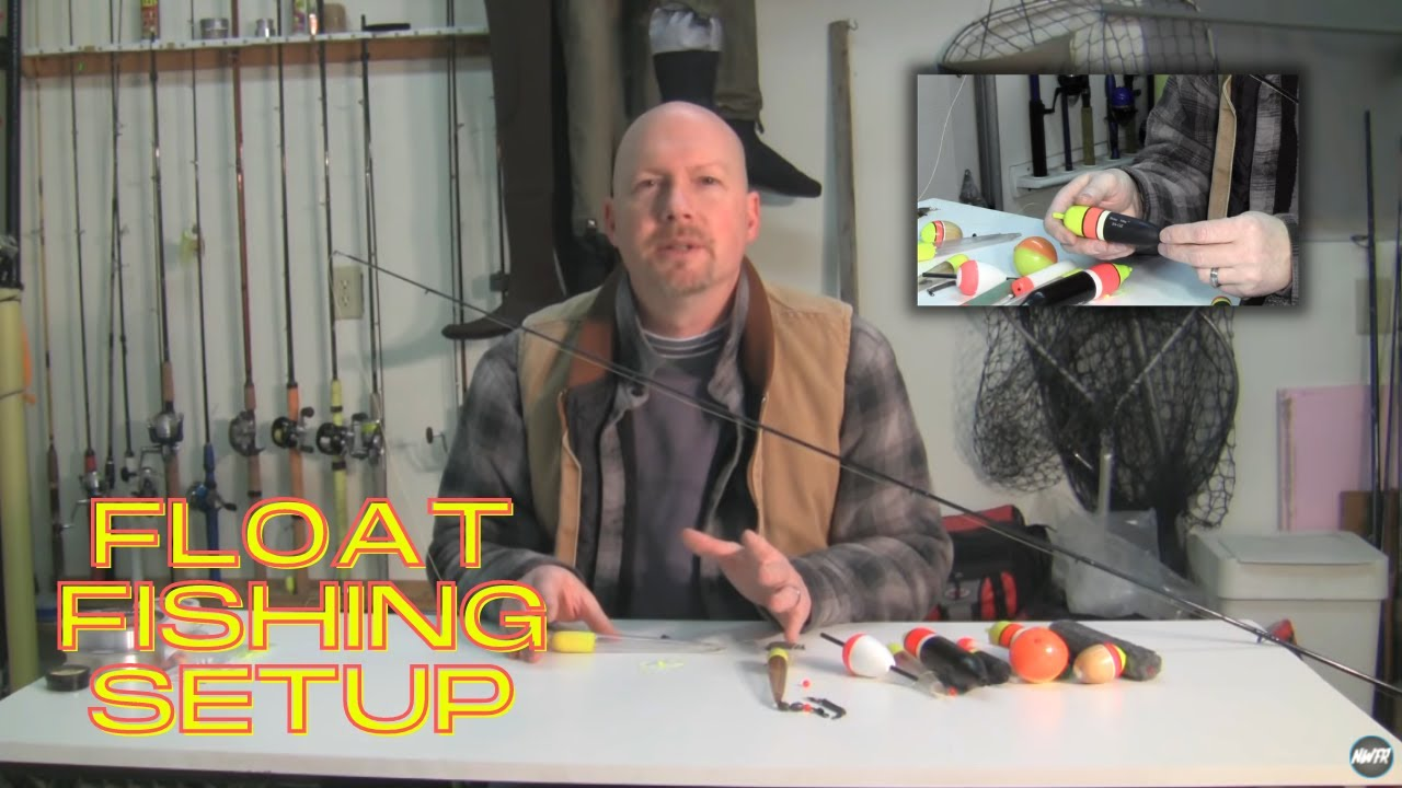 float fishing set up 101 - youtube, Reel Combo
