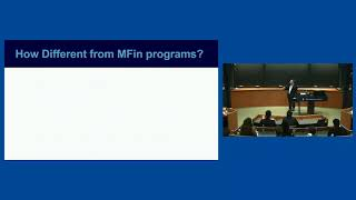 MMS in Asset Management Open House: Tobias Moskowitz, Program Overview