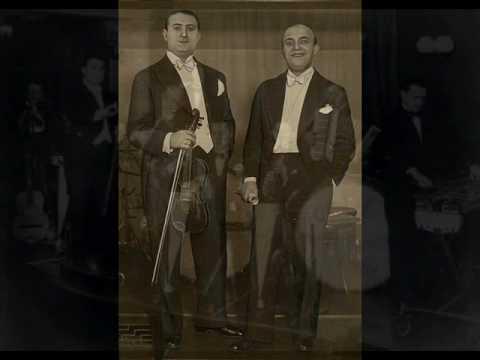 Ork. Golda i Petersburskiego - PATO, tango argentyńskie  1929