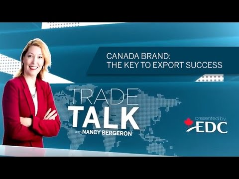 Canada Brand: A Key To Export Success