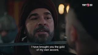 Nobody can keep something that i have not given personally   Ertugrul S05E28